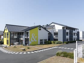 B&B Hotel Chateauroux (2) Aéroport