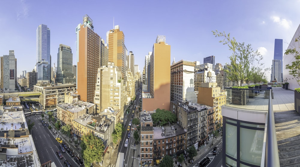 City View from Property, Cassa Times Square Hotel