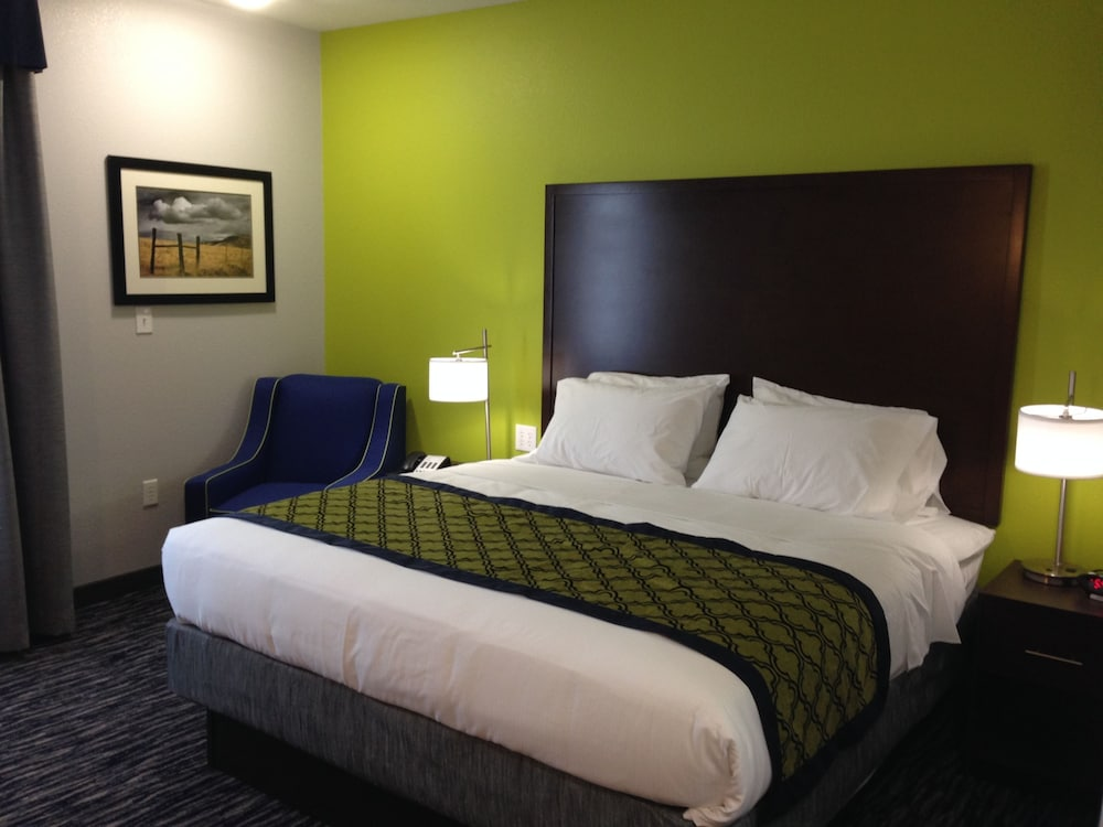 Room, Hawthorn Suites By Wyndham Midland