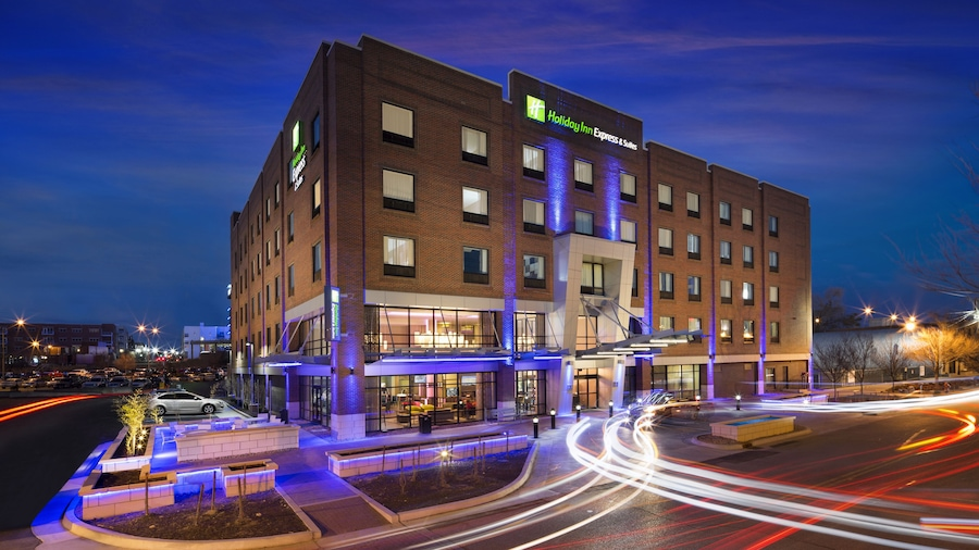 Holiday Inn Express & Suites Oklahoma City Dwtn - Bricktown, an IHG Hotel
