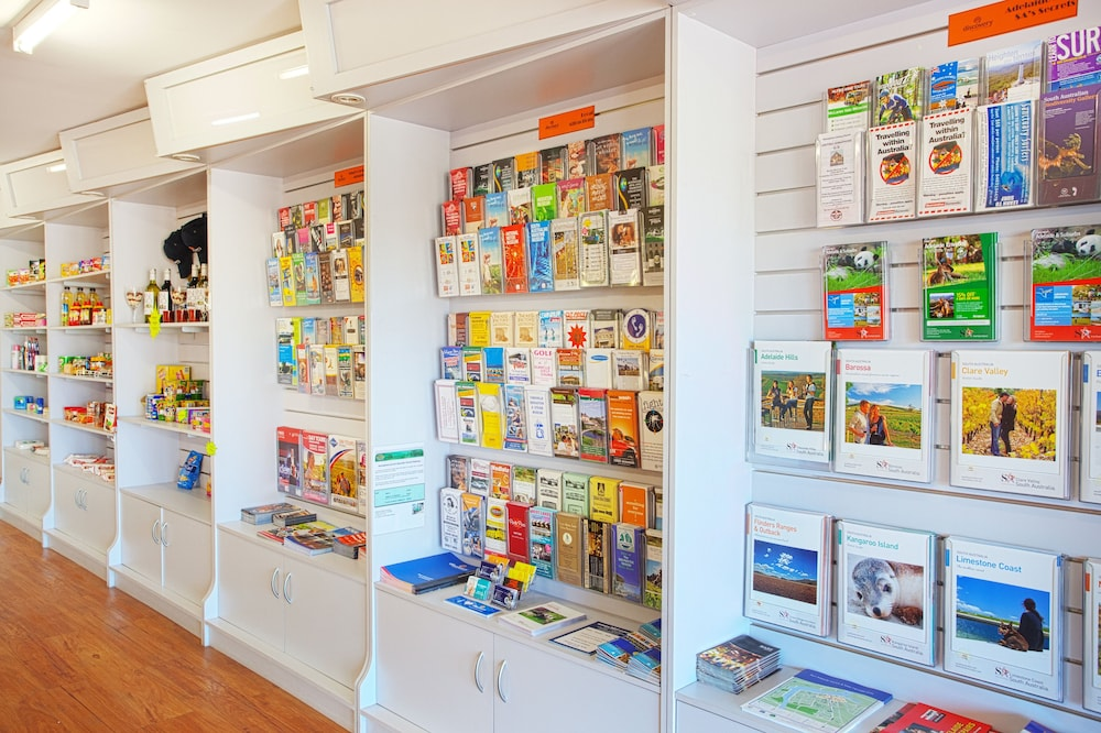 Gift Shop, Discovery Parks – Adelaide Beachfront
