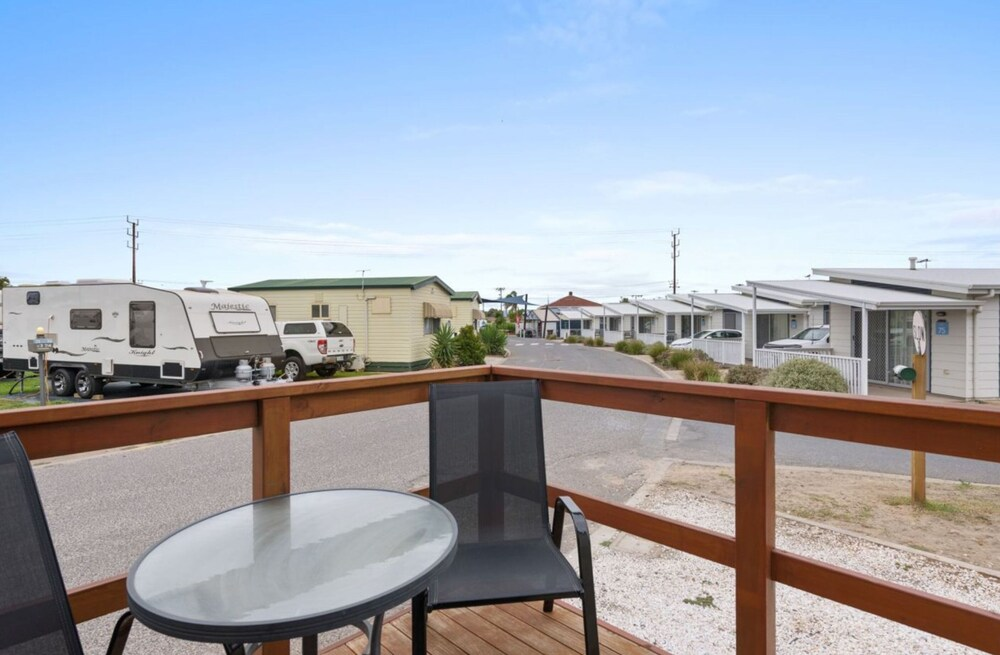 Balcony, Discovery Parks – Adelaide Beachfront