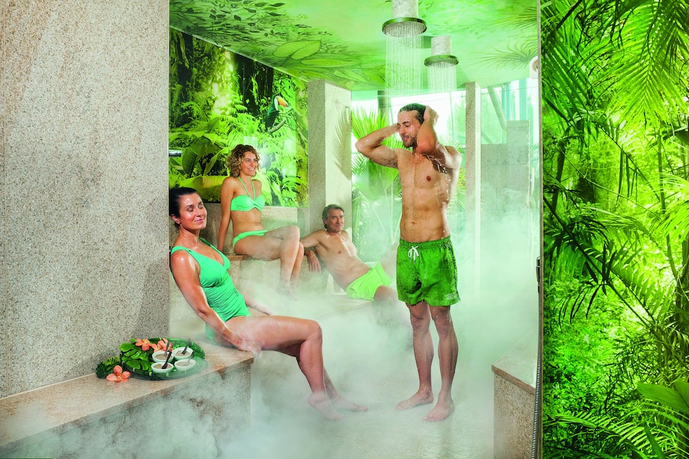 Steam Room, Hotel Victory Therme Erding