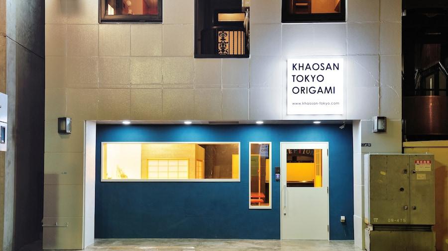 Khaosan Tokyo Origami - Hostel