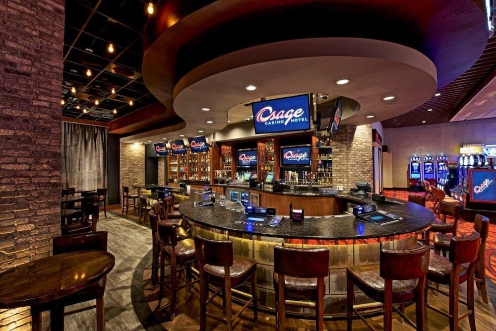 Bar, Osage Casino and Hotel - Skiatook
