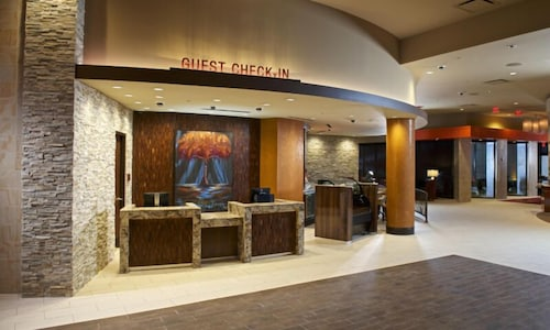 Reception, Osage Casino and Hotel - Skiatook