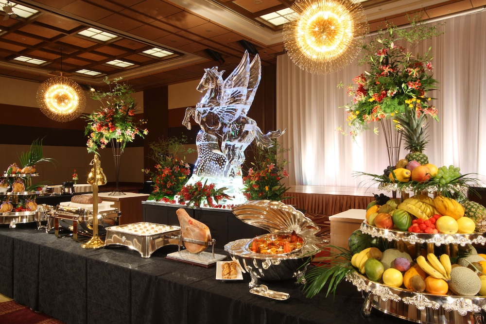 Banquet Hall, Royal Pines Hotel Urawa