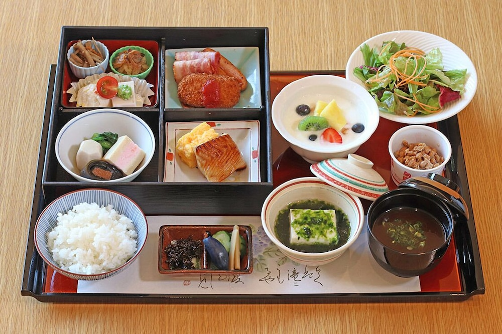Breakfast Meal, Royal Pines Hotel Urawa