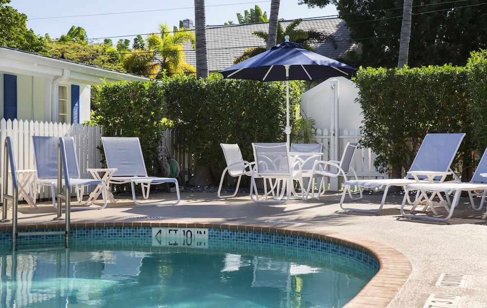 Outdoor Pool, Southwinds Motel