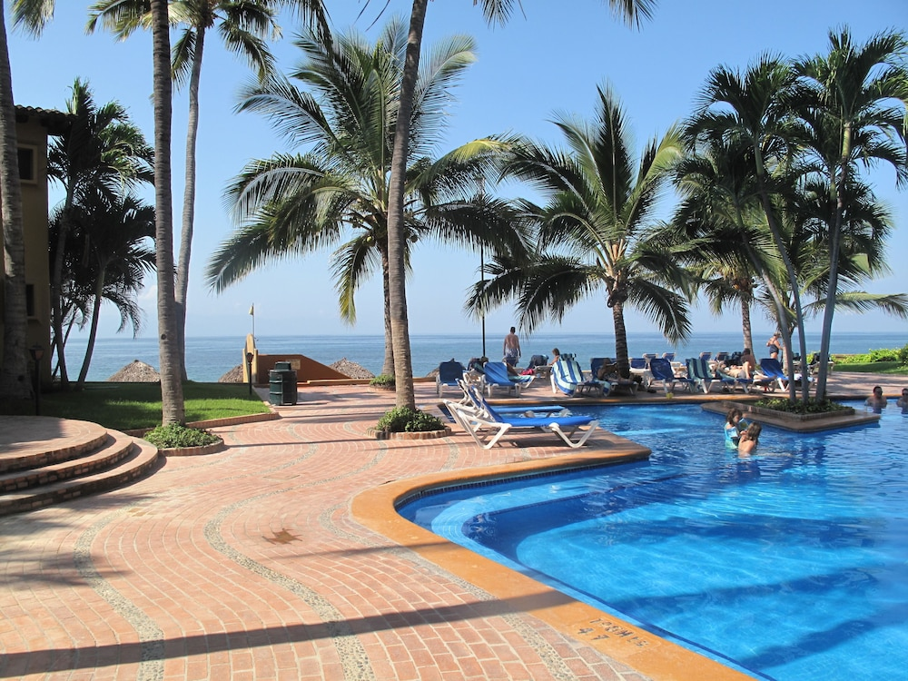Outdoor Pool, Los Tules Villas del Sol