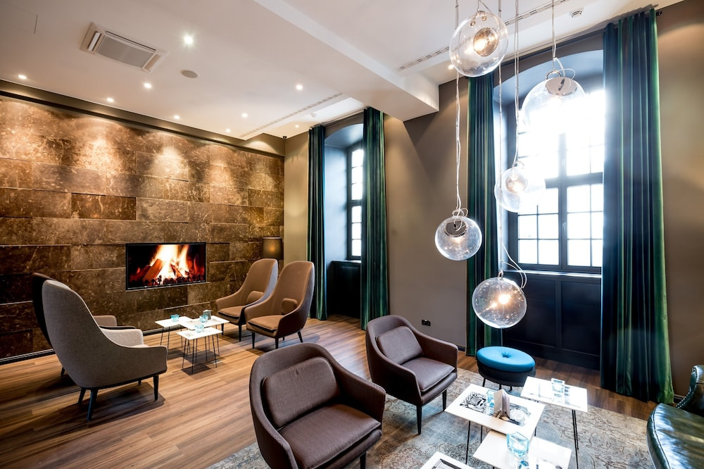 Lounge, Motel One Magdeburg