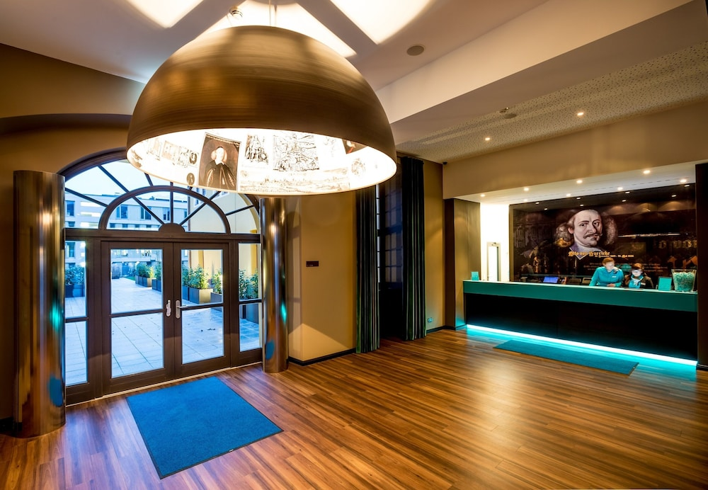 Reception, Motel One Magdeburg