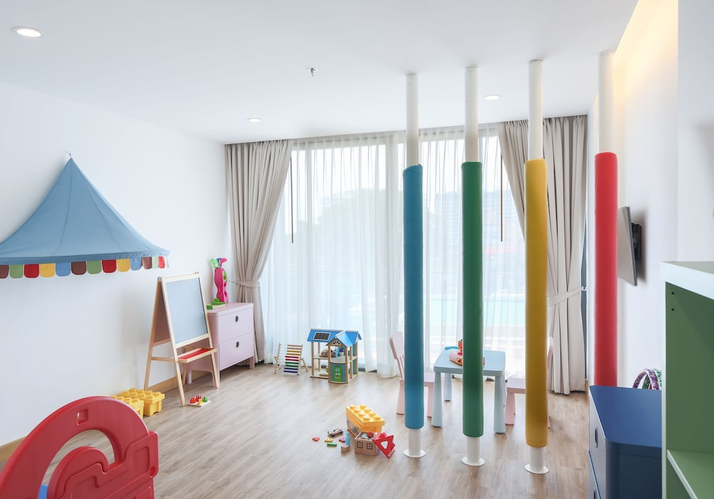 Children's Play Area - Indoor, Eastin Tan Hotel Chiang Mai