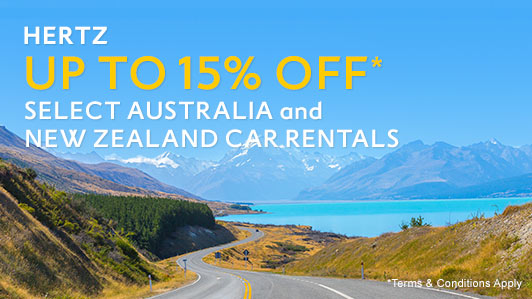 Hertz 15% Off Car Rental