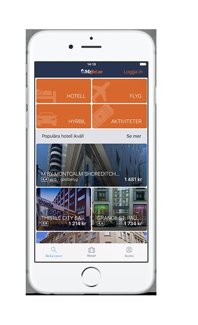 Reseappar  de bästa hotell- och flygbokningsapparna för din iPhone ... 32a8db270baed