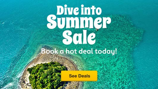 Book a HOT Deal Today!