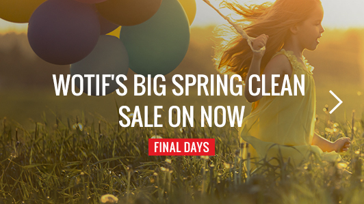 Shake off winter with our BIG Spring Clean Sale!