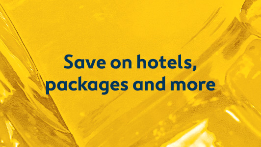 GREAT OFFERS ON FLIGHTS, CAR HIRE, CRUISE & ACTIVITIES