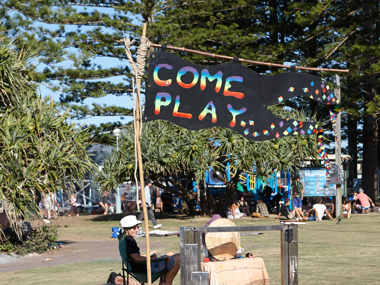 The Foodie Playground in Byron Bay