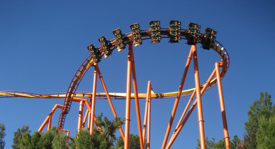 Listopedia: The Theme Park Bucket List