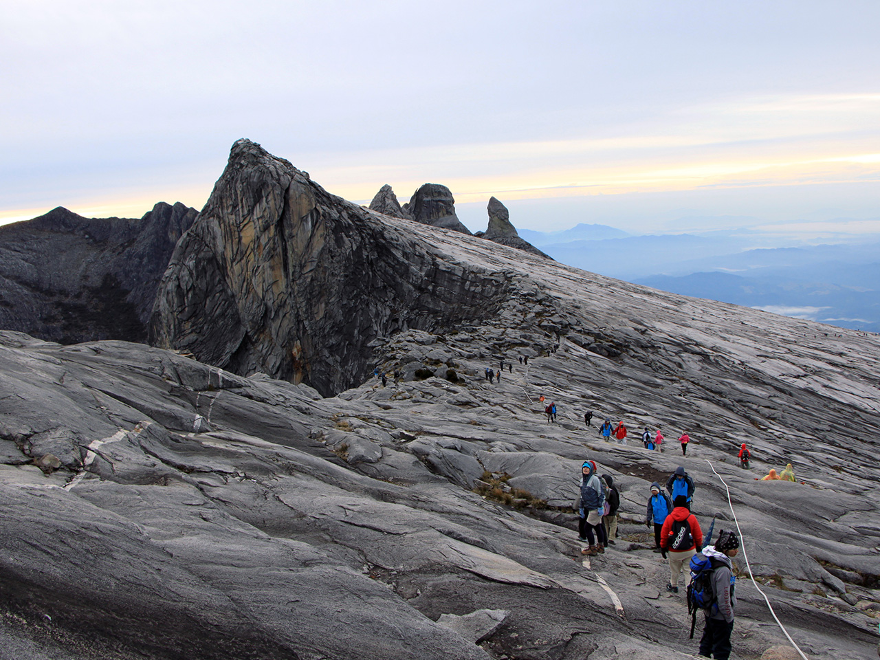 One for the Bucket List: Climbing Mount Kinabalu