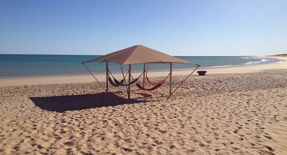 Unique Sleeps: Eco Beach Resort, Broome