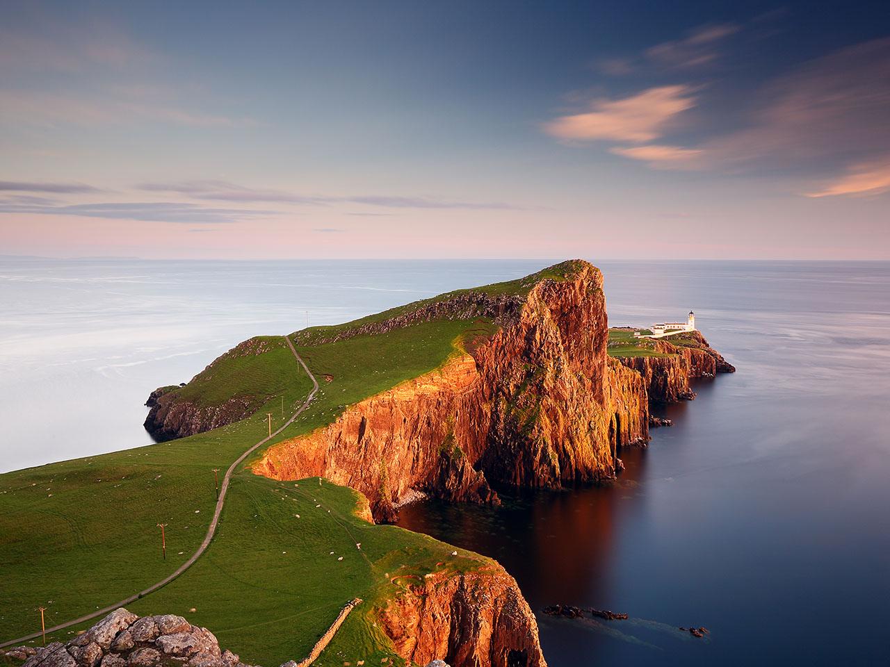 A Scotland Road Trip