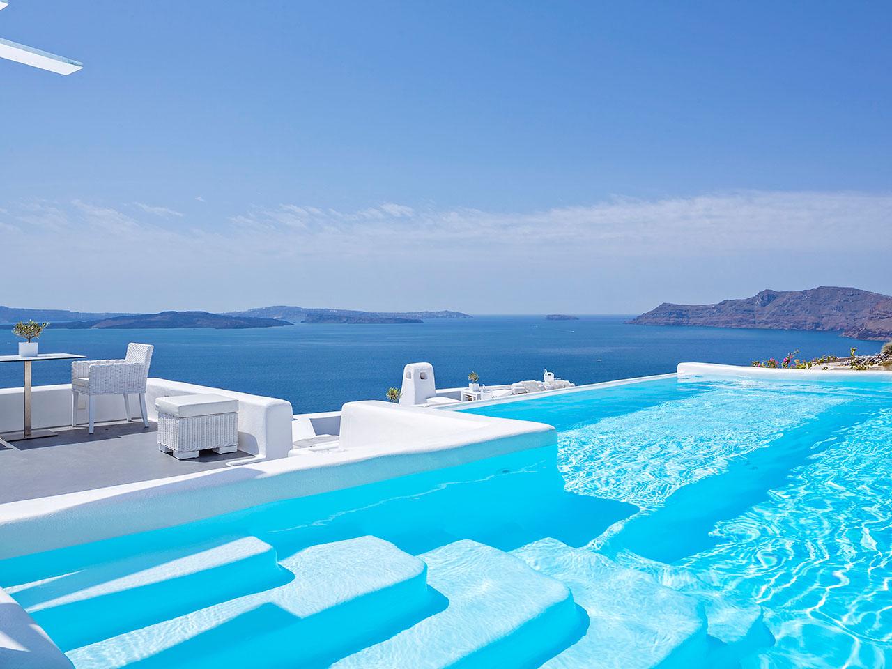Greek Island Hopping October