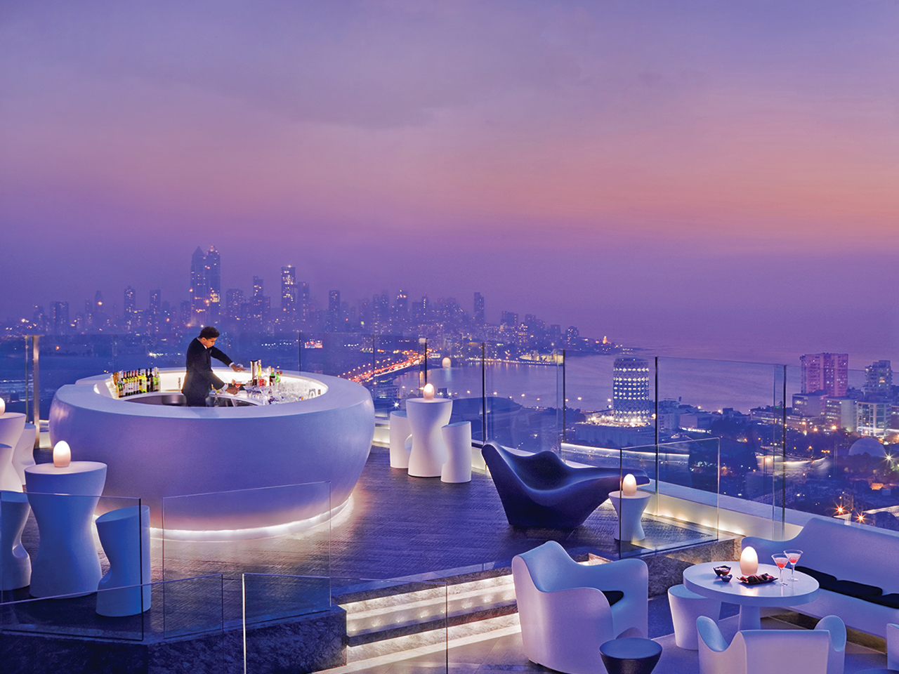 Drink in the View at These Amazing Rooftop Bars