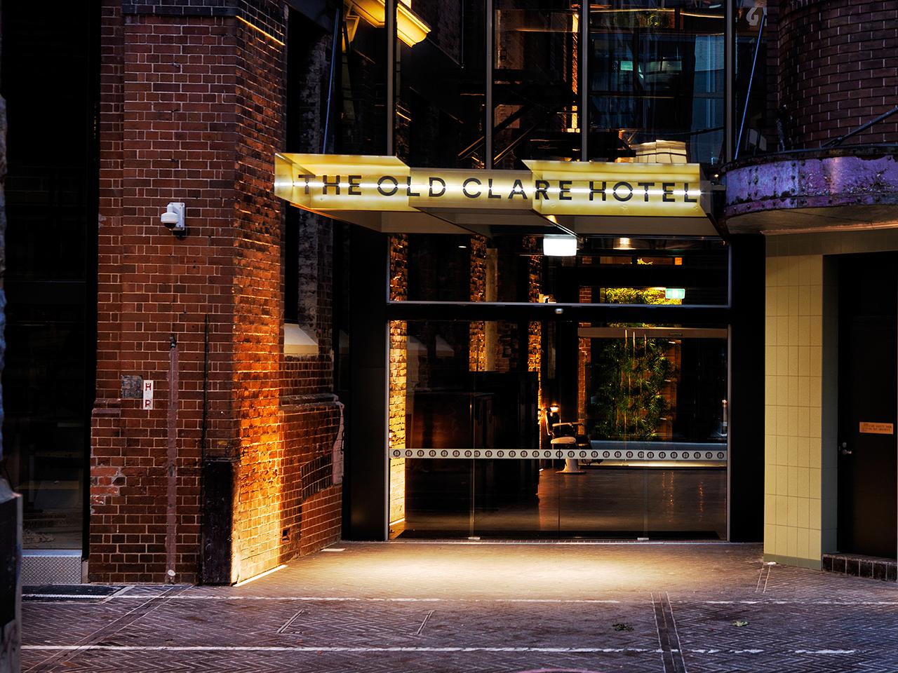 Unique Sleeps: The Old Clare Hotel, Sydney, Australia