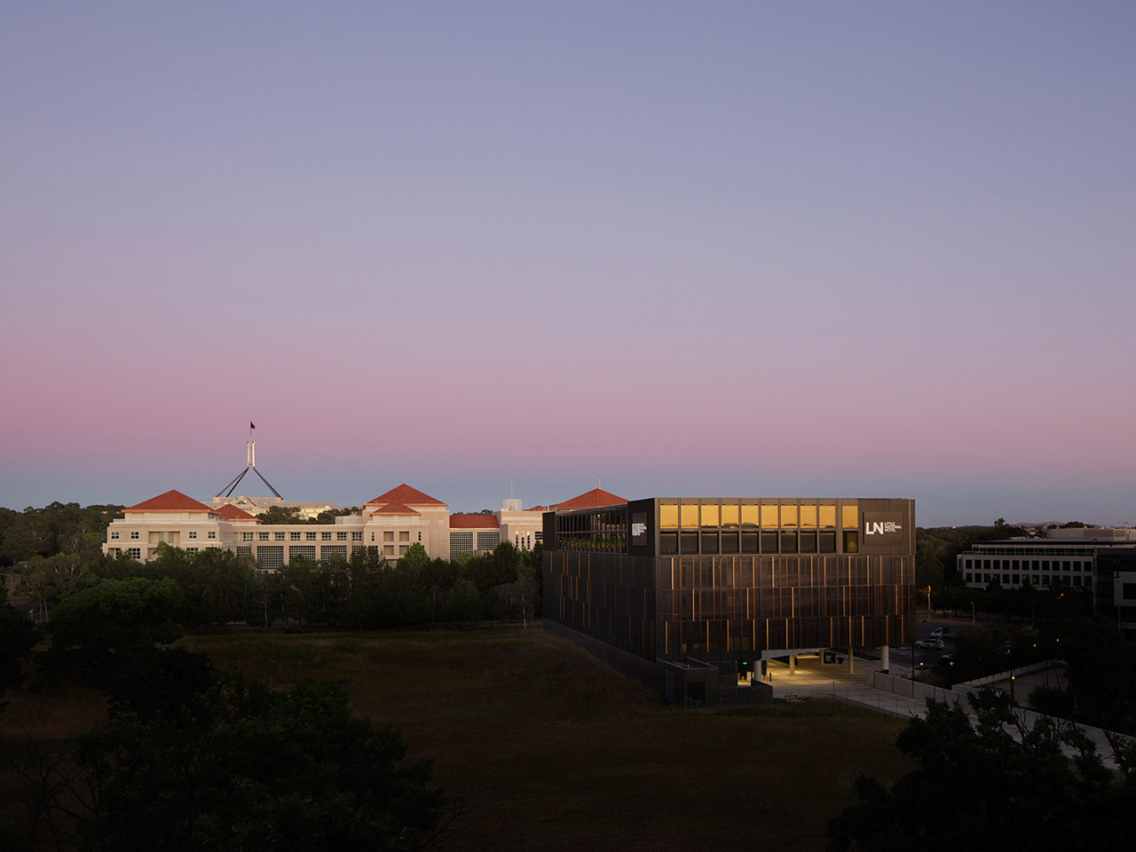 Unique Sleeps: Little National Hotel, Canberra