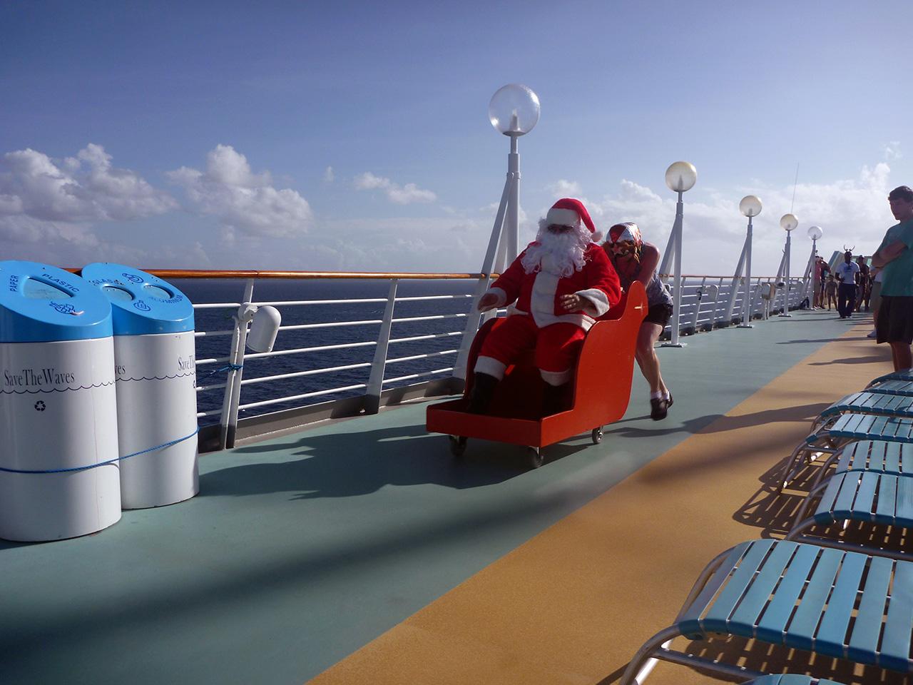 Christmas Cruising