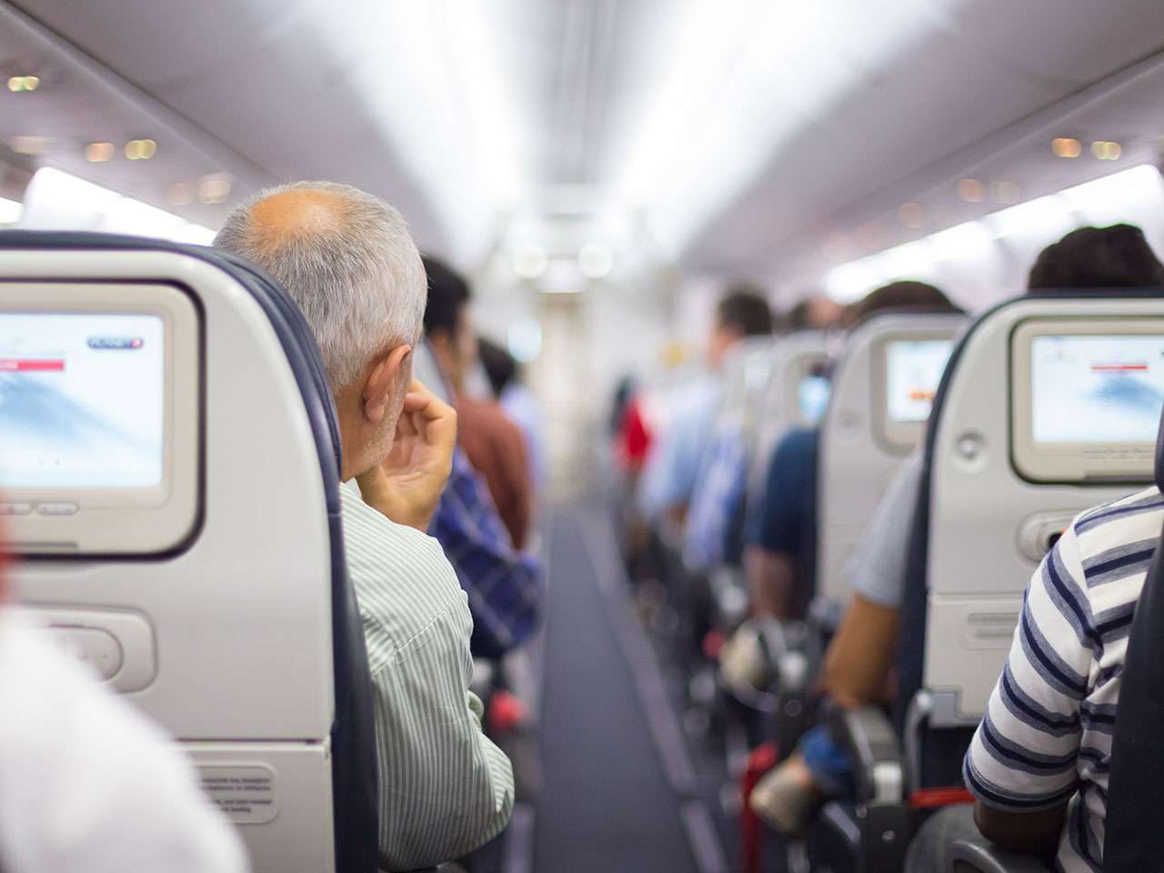 The Rules of Airplane Etiquette