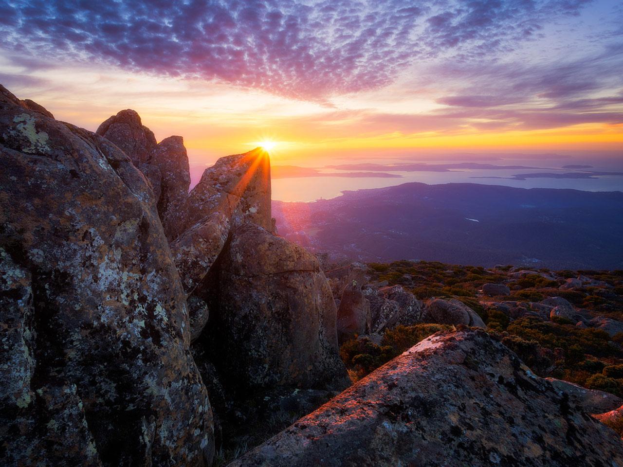 Landscape photographer Matt Donovan's Tasmania