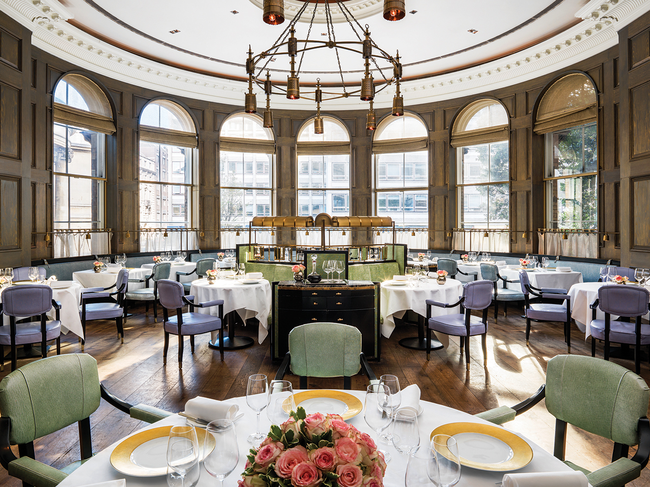 Listopedia: the Hotel Restaurant bucket list