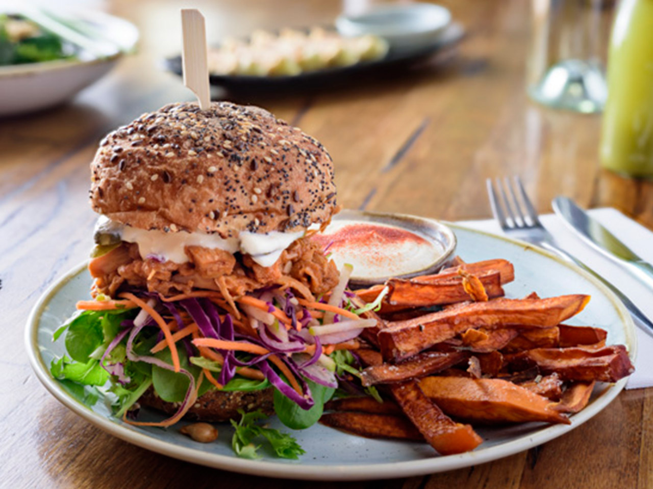 Best Vegetarian Restaurants in Melbourne