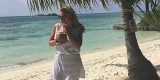 The Maldives with Fiona Falkiner