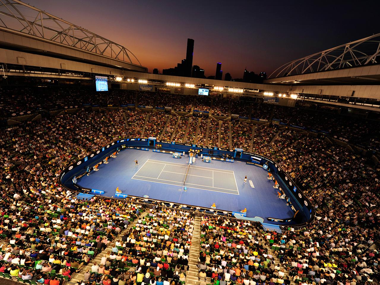 Melbourne's Moment: The Australian Open