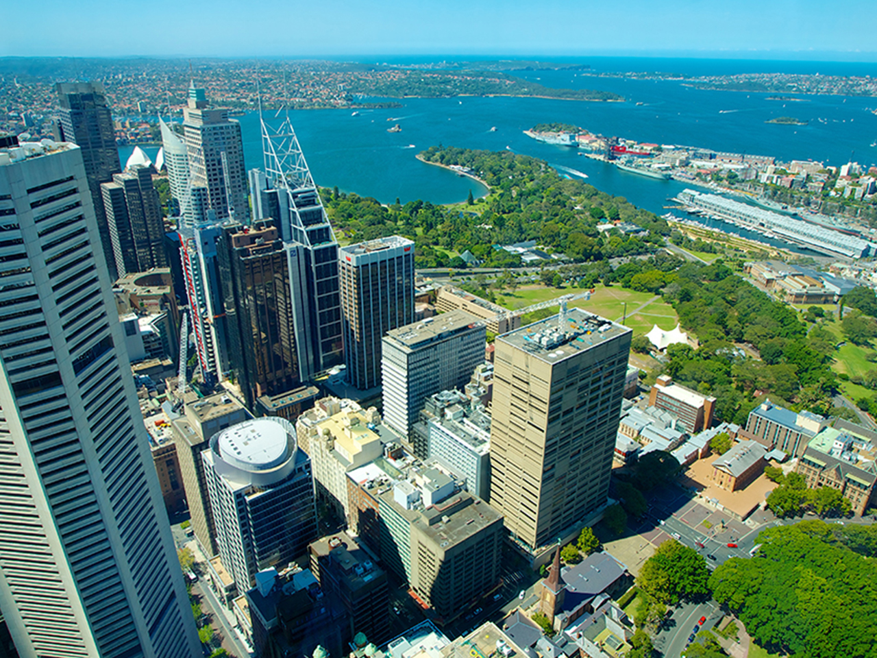 See Sydney from a Different Angle on a Helicopter Tour