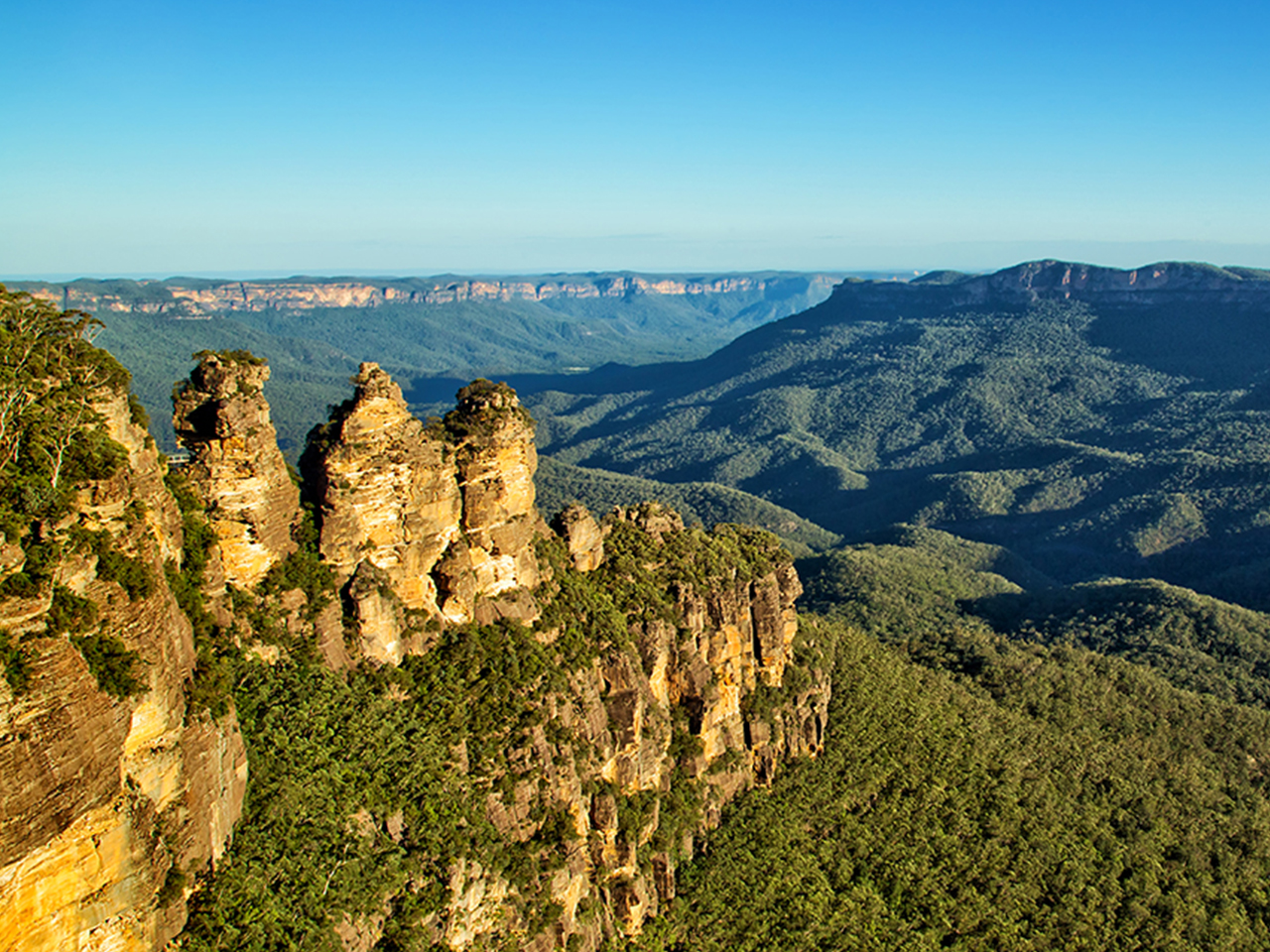 The Best of the Blue Mountains