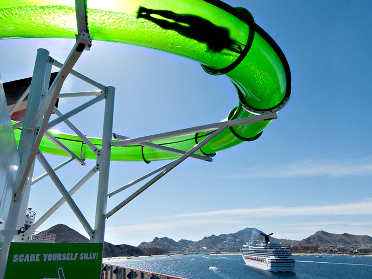All aboard Carnival's fun ships