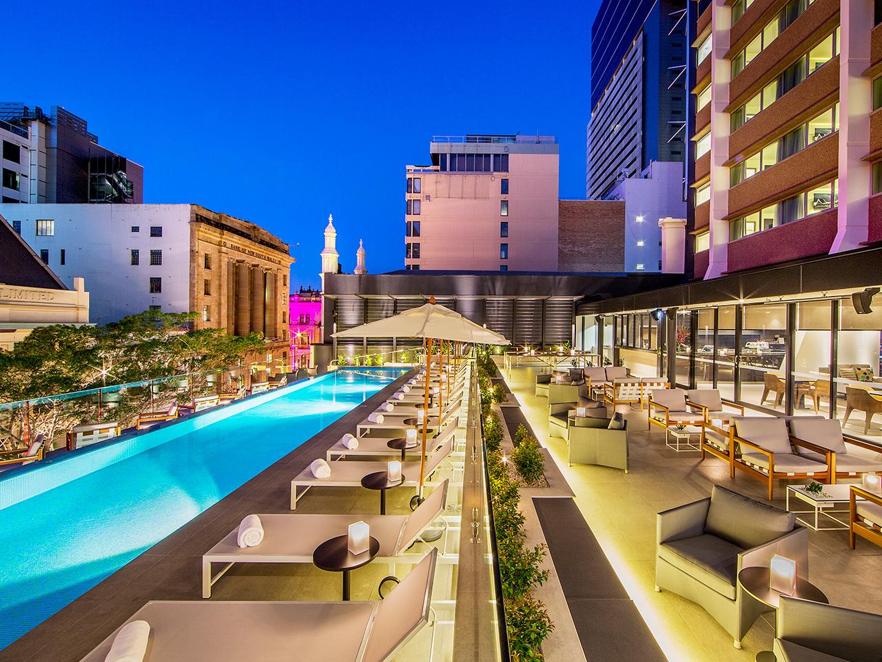 24 Hours in Brisbane