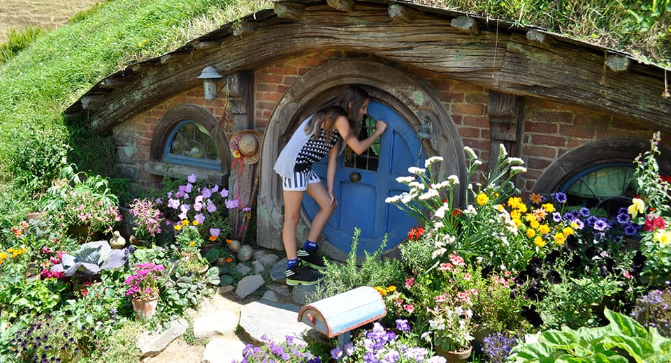 A Day Trip to Hobbiton