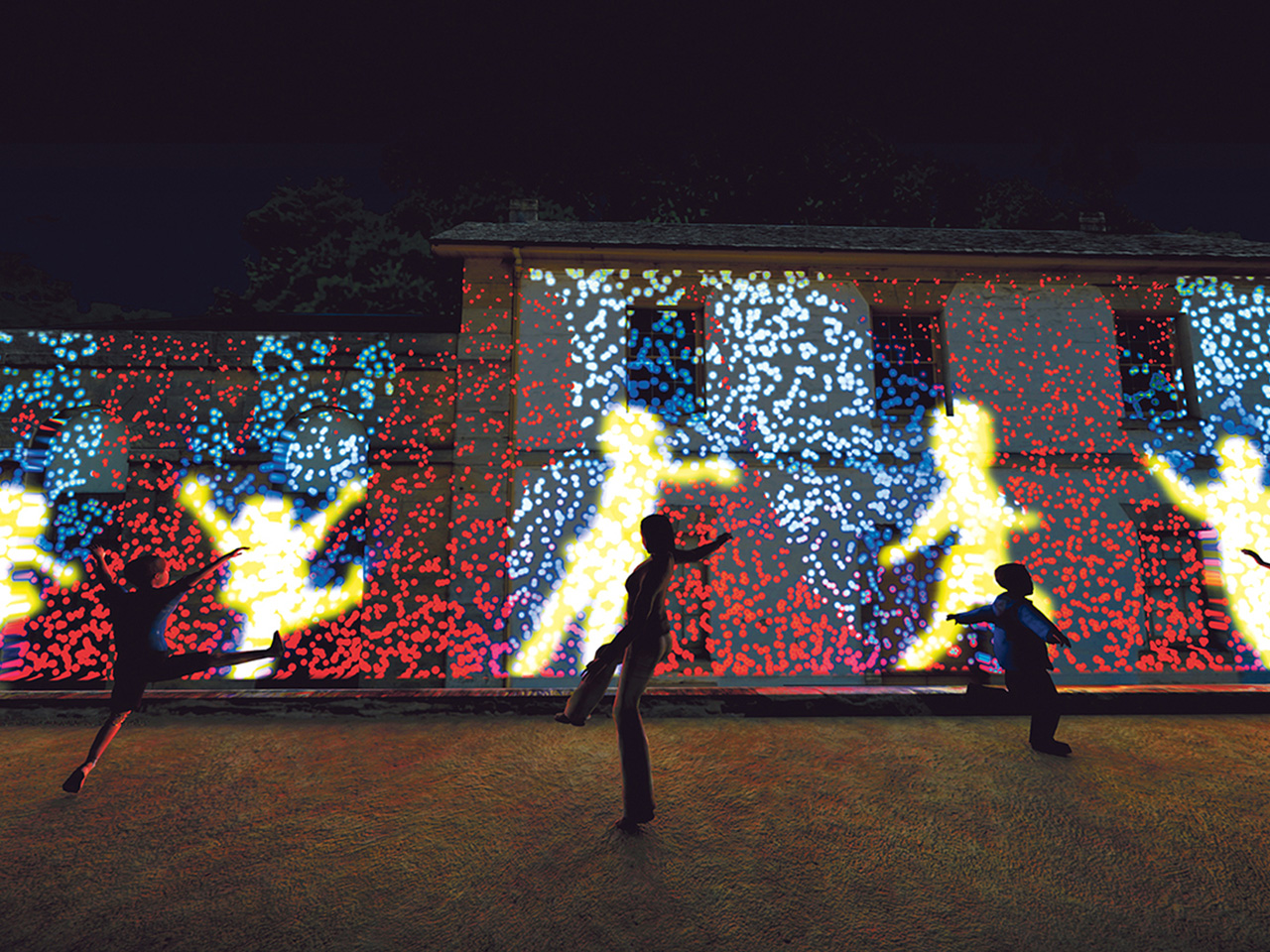 5 tips for taking photos at Vivid Sydney