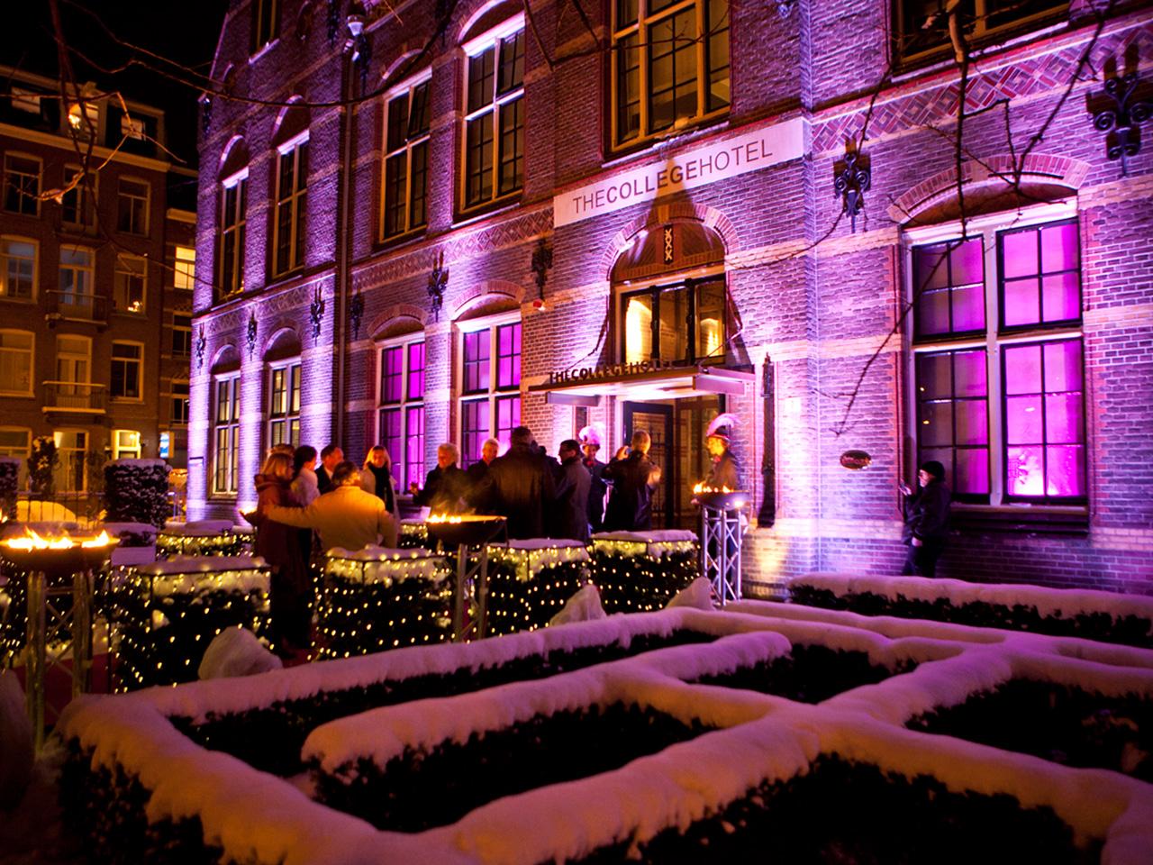 Unique Sleeps: The College Hotel, Amsterdam
