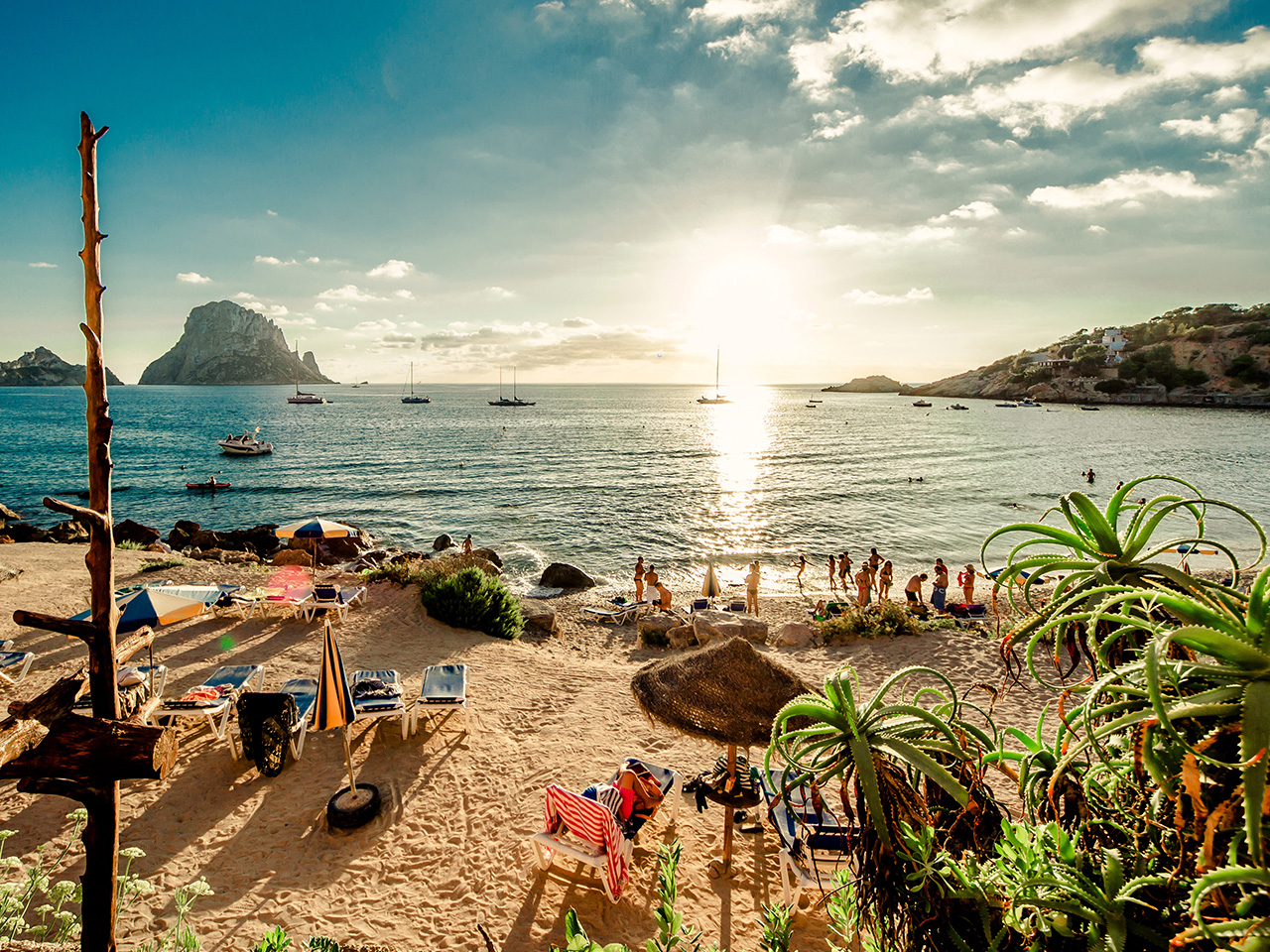 From siesta to fiesta: get the party started in Spain