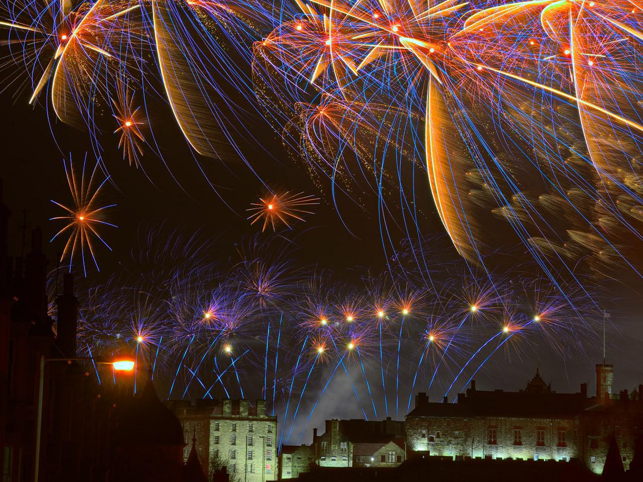 Hogmanay – New Years Eve in Edinburgh