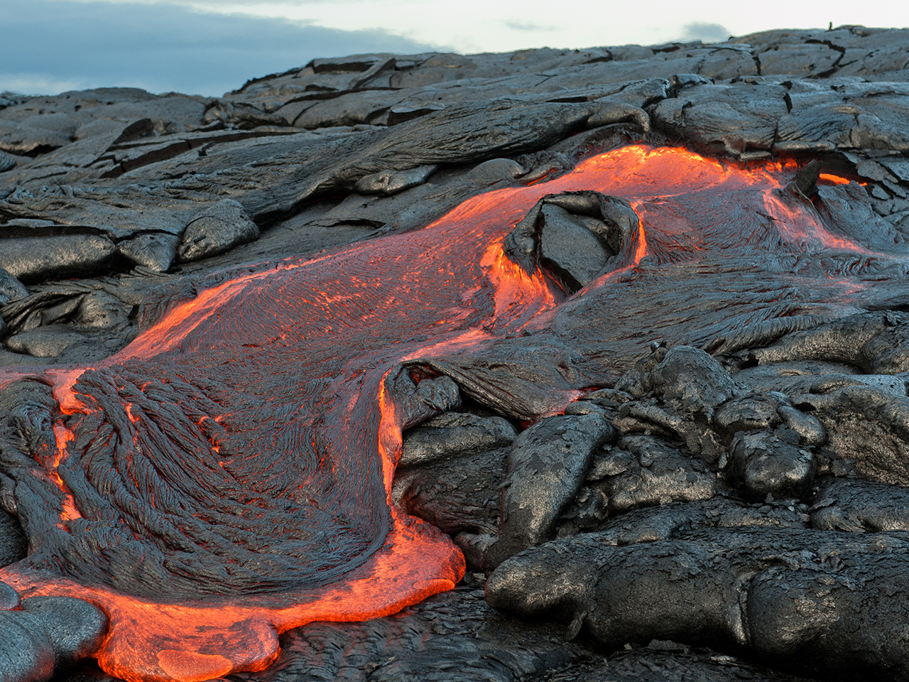 The Big Island's Big Volcano