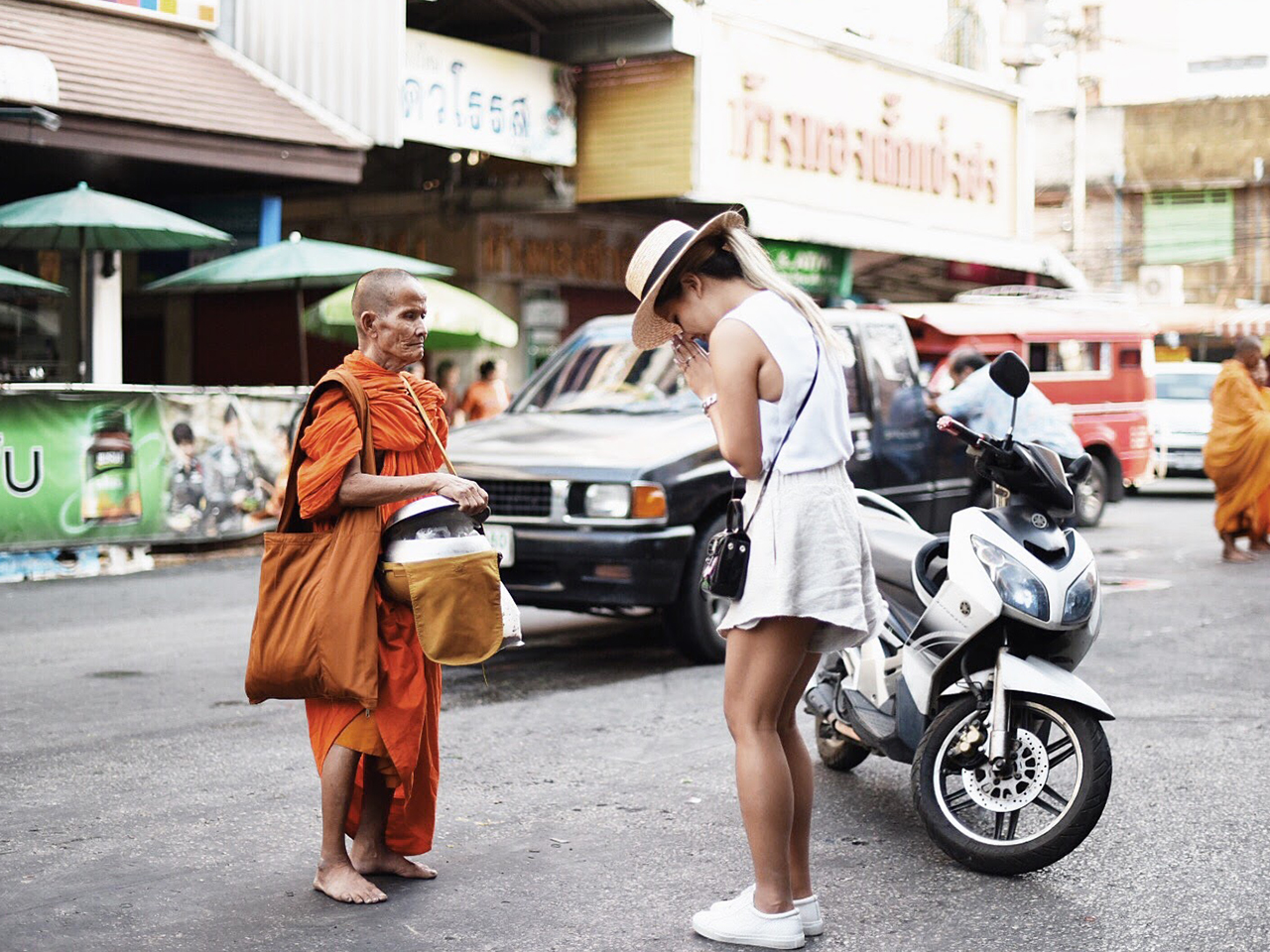 Chiang Mai's Street Style