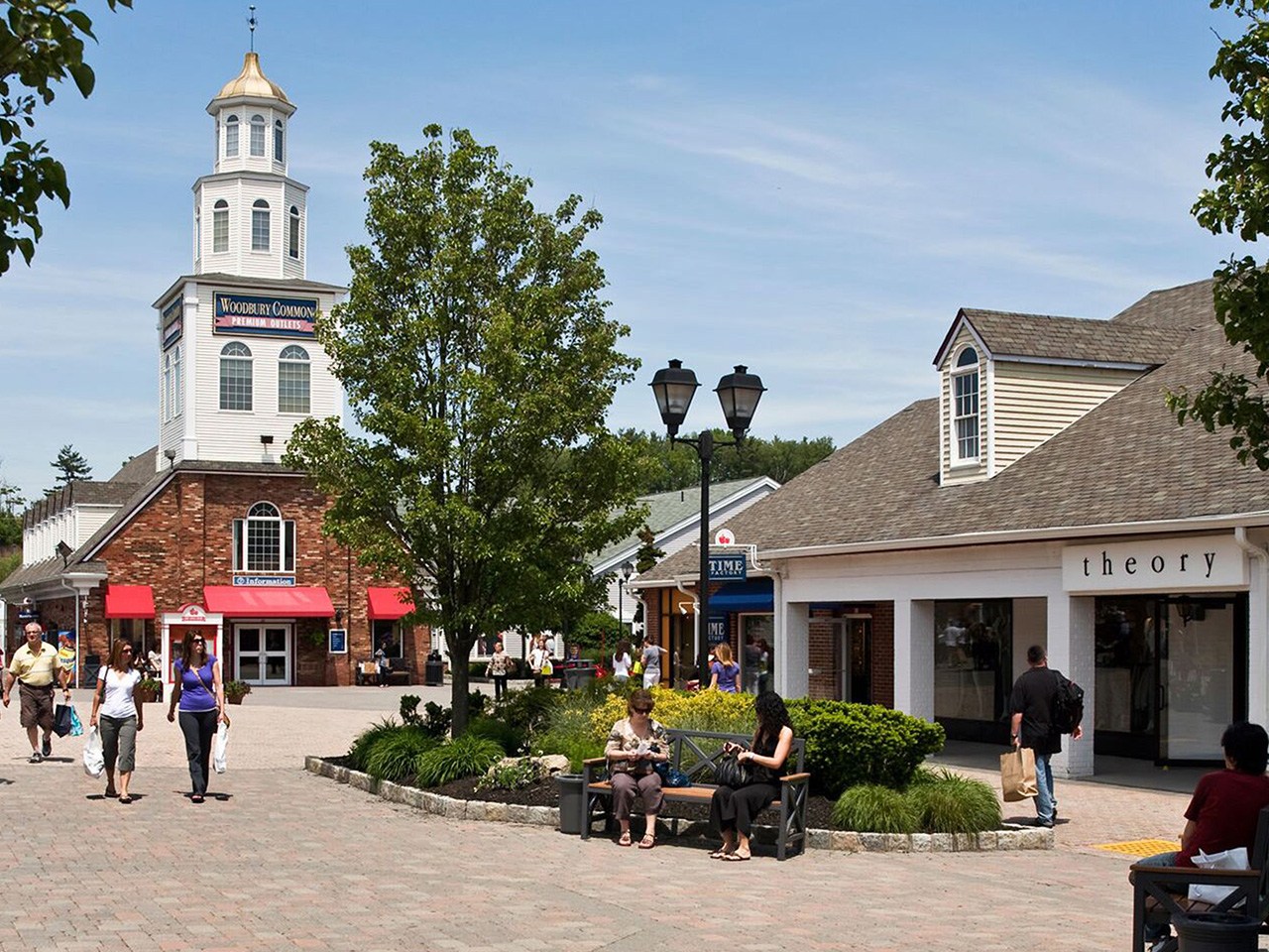 New Jersey shopping - Day Trips from Manhattan